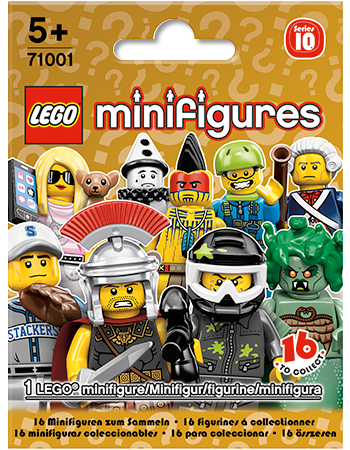 Buy LEGO Minifigures Series 10