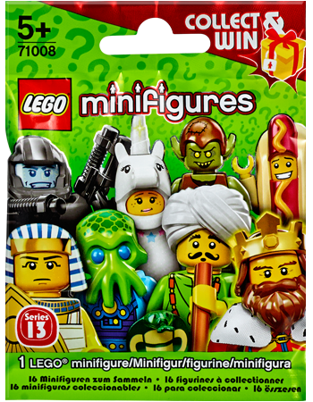 Buy LEGO Minifigures Series 13