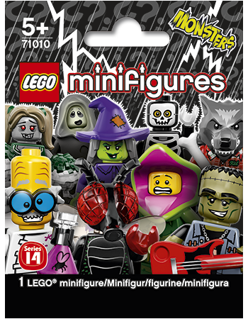 Buy LEGO Minifigures Series 15
