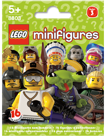 Buy LEGO Minifigures Series 3