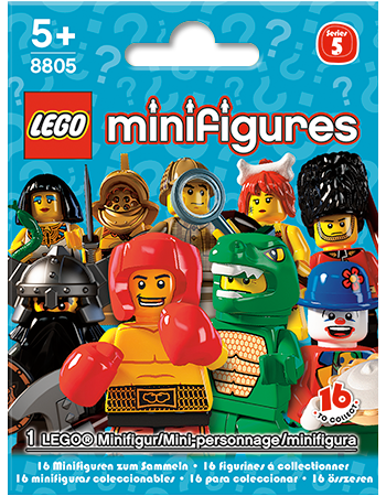Buy LEGO Minifigures Series 5