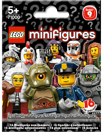 Buy LEGO Minifigures Series 9