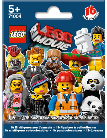 Buy LEGO Minifigures The LEGO Movie Series