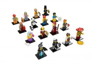 Complete CollectionThe LEGO Movie Minifigures