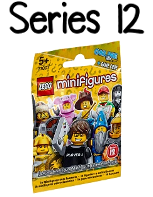 LEGO Minifigures Series 12 Packet1
