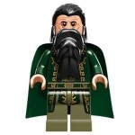 The Mandarin With Cape LEGO Minifigure