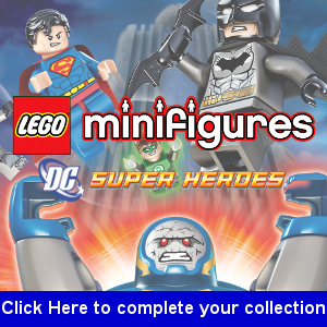 Buy DC Super Heroes LEGO Minifigures now from The Minifigure Store
