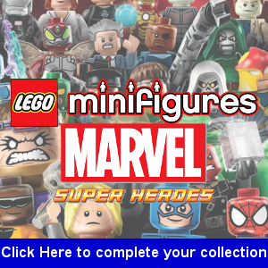 Buy Marvel Super Heroes LEGO Minifigures now from The Minifigure Store