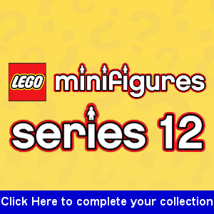 Buy Series 12 LEGO Minifigures now from The Minifigure Store
