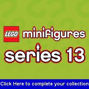 Buy Series 13 LEGO Minifigures now from The Minifigure Store