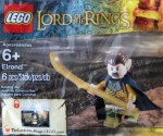 Elrond Lord Of The Rings Polybag With additional LEGO reissue cape