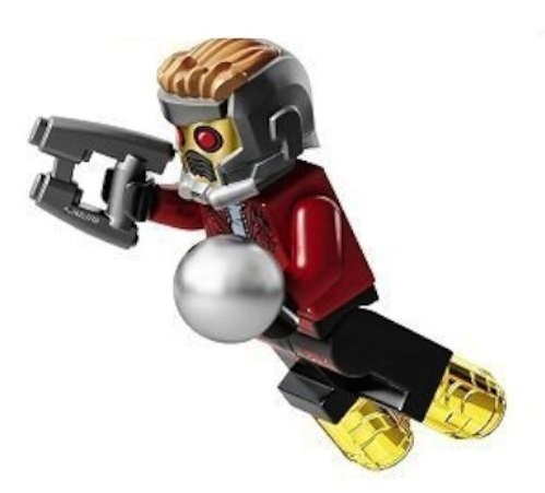 Lego Marvel Star Lord Star Lord Marvel Guardians of