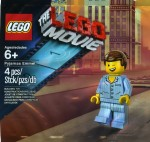 LEGO Movie Emmet In Pyjamas Polybag