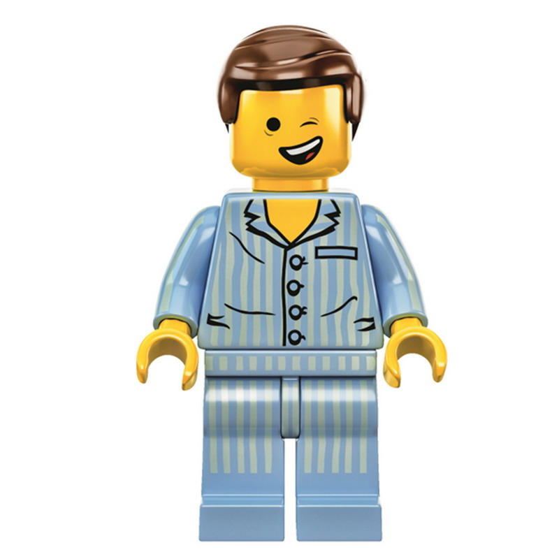 The Minifigure Store Shop Poly Bags LEGO Movie Emmet In Pyjamas ...: www.theminifigurestore.co.uk/shop/lego-movie-emmet-pyjamas-polybag
