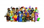 Complete Collection Series 12 LEGO Minifigures