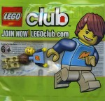 Max LEGO Club Promotional Polybag - 852996