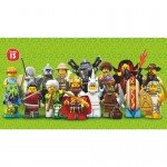 LEGO Minifigures Series 13 Complete Collection Set of 16