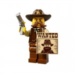 Sheriff Series 13 LEGO Minifigures