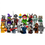 Monsters Series 14 Complete Collection 16 Minifigs Halloween series