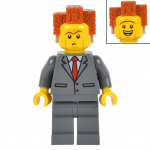 President Business The LEGO Movie 70818