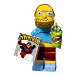 LEGO Simpsons Series 2 Minifigures Comic Book Guy