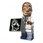 LEGO Simpsons Series 2 Minifigures Dr Hibbert