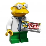 LEGO Simpsons Series 2 Minifigures Hans Moleman