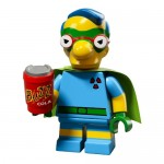 LEGO Simpsons Series 2 Minifigures Millhouse as Fallout Boy