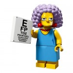 LEGO Simpsons Series 2 Minifigures Selma