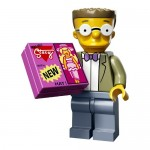 LEGO Simpsons Series 2 Minifigures Smithers