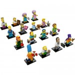 The Simpsons Series 2 LEGO Minifigure Complete Collection 16 Minifigures