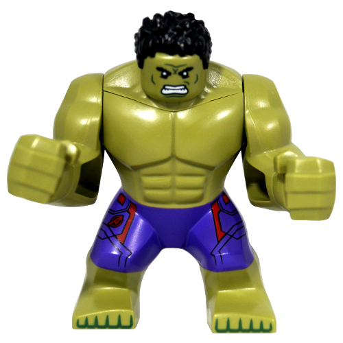 Hulk Big Fig Marvel Avengers Age of Ultron 76031 76041 LEGO Minifigure ... X Men First Class Poster