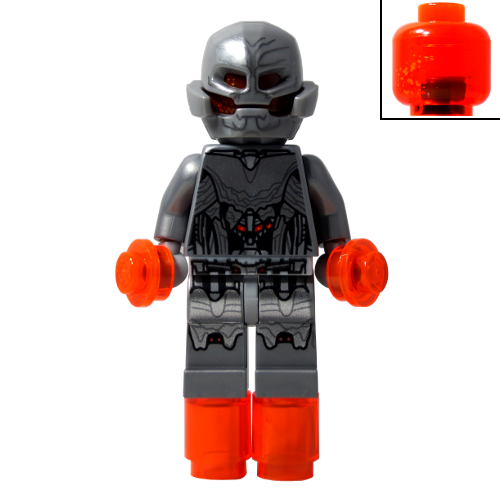 The Minifigure Store Shop Marvel Super Heroes Minifigures Ultimate ...: www.theminifigurestore.co.uk/shop/ultimate-ultron-age-of-ultron-76032