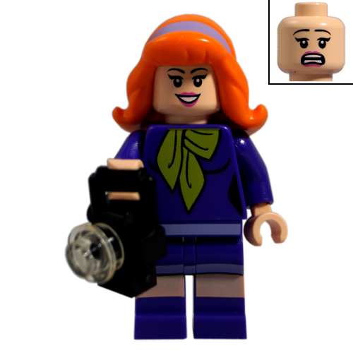 The Minifigure Store Shop Scooby-Doo Minifigures Daphne Scooby Doo ...: www.theminifigurestore.co.uk/shop/daphne-scooby-doo-75904