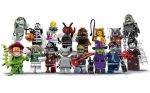 LEGO Monsters Minifigures Series 14 Complete Collection