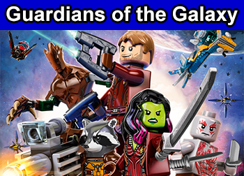 Guardians of the Galaxy Super Heroes