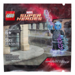 Electro Marvel Super Heroes Polybag LEGO Minifigure 5002125
