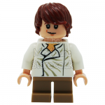 Young Han Solo Star Wars LEGO Minifigure