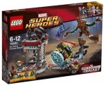 Knowhere Escape Mission LEGO Set 76020
