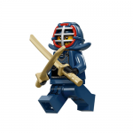 Kendo Fighter Series 15 LEGO Minifigures