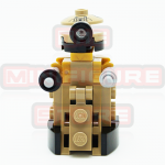 Dalek Front Dr Who LEGO Minifigures 21304