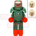 Scuba Iron Man Marvel LEGO Minifigures 76048