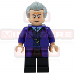 Twelth Doctor  Dr Who LEGO Minifigures 21304