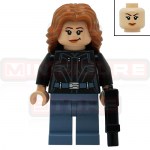 Agent 13 Sharon Carter Marvel Civil War LEGO Minifigures 76051