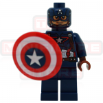 Captain America Marvel Civil War LEGO Minifigures 76051