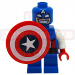Captain America Shield Marvel Super Heroes LEGO Minifigures 76065