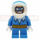 Captain Cold DC Comics LEGO Minifigures 76063