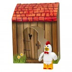 Chicken Suit Guy Iconic Easter LEGO Minifigure