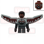 Falcon Marvel Civil War LEGO Minifigures 76050