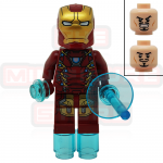 Iron Man Marvel Civil War LEGO Minifigures 76051